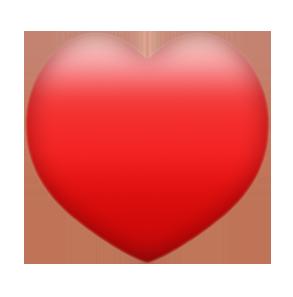 сердце в фотошопе
