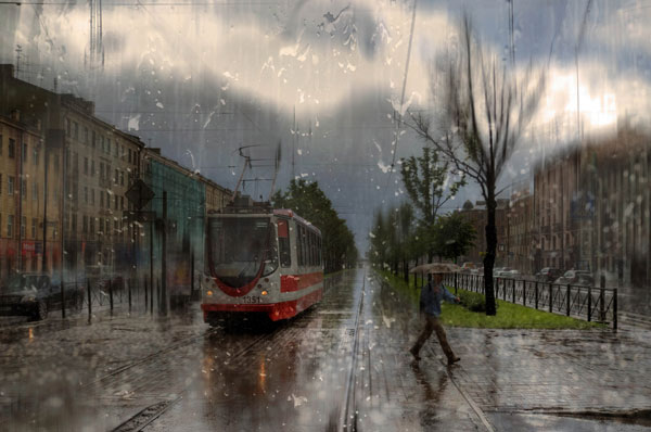 фотографии дождя