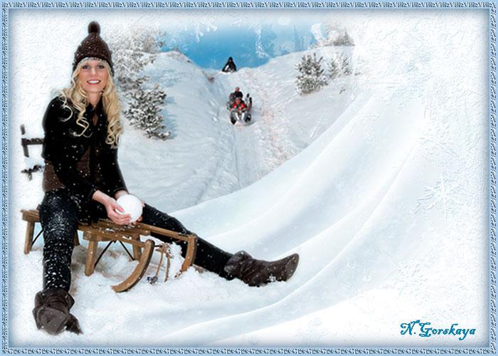 открытки зимнего настроения