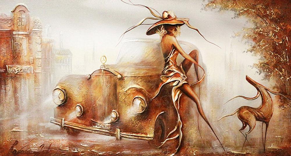 Картина Сергея Ковалева